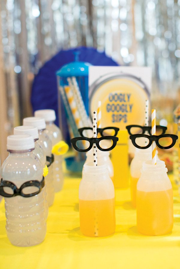 minion water bottle goggles