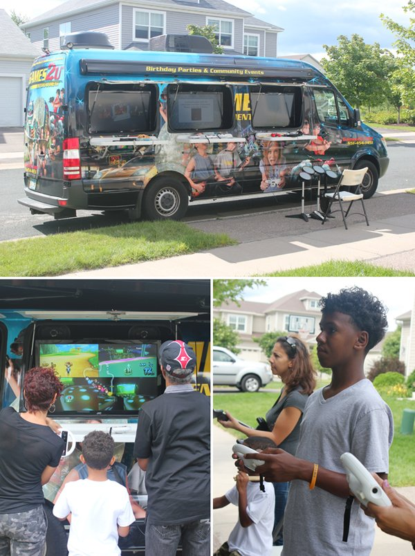 Trend Alert: Video Game Truck Parties! // Hostess with the Mostess®