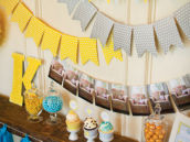 parties in a pinch: quick and easy first birthday party