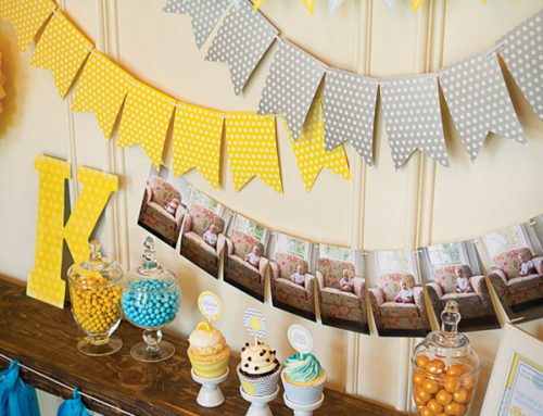 {New Series} Parties in a Pinch: First Birthday