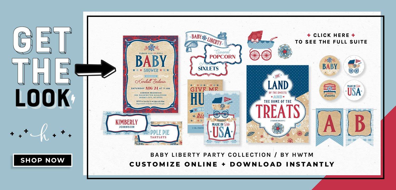 Baby Liberty Printables