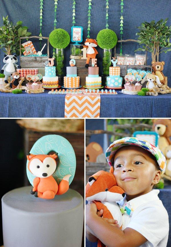 Fox-birthday-party