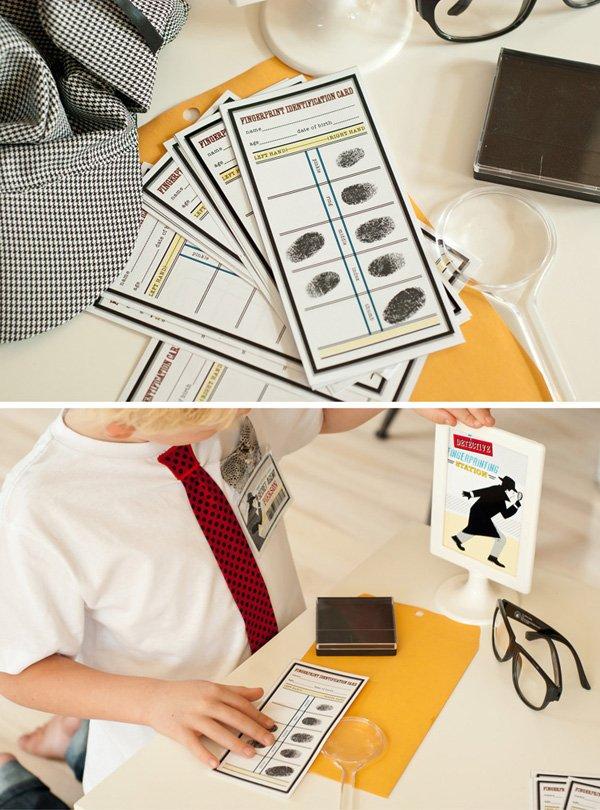 fingerprint station