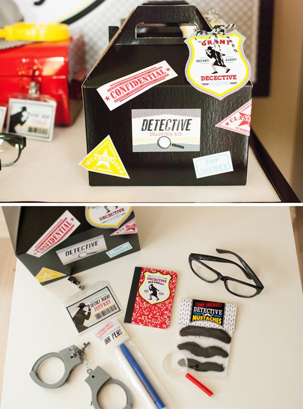 detective training kit