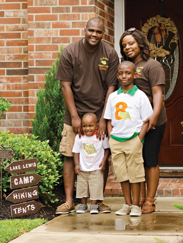 family camp shirts