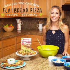 flatbread pizza krusteaz