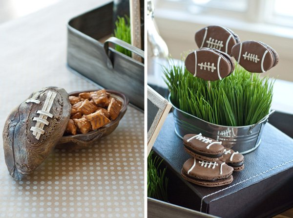 football party bowls