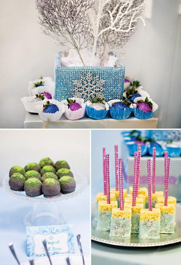 homemade frozen party dessert ideas