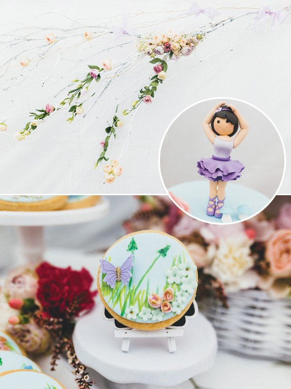 garden birthday party ideas