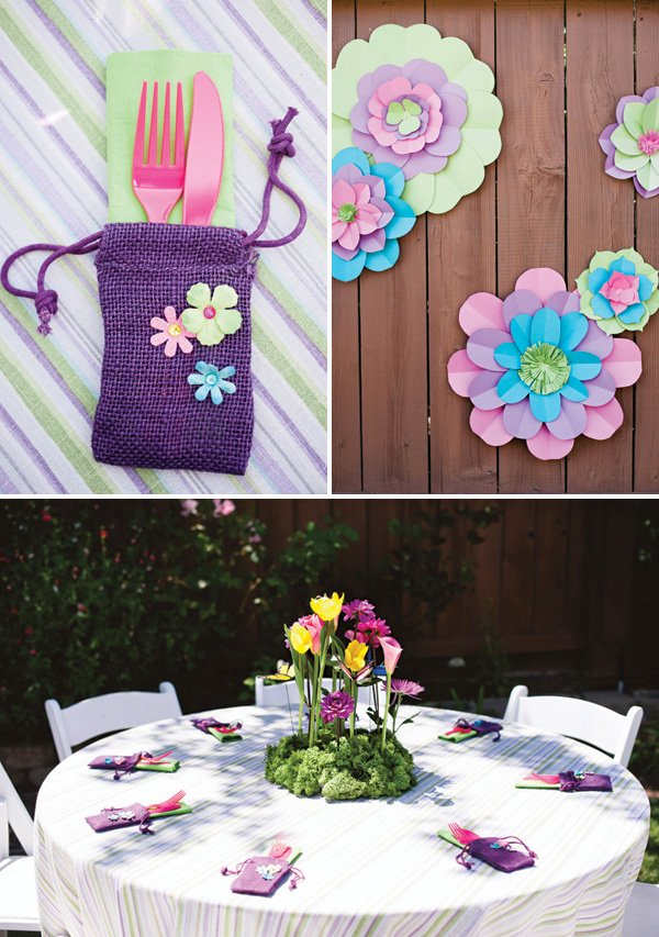 garden party decor ideas