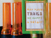 happy trails party favors