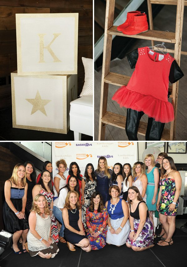 kardashian baby shower clothes