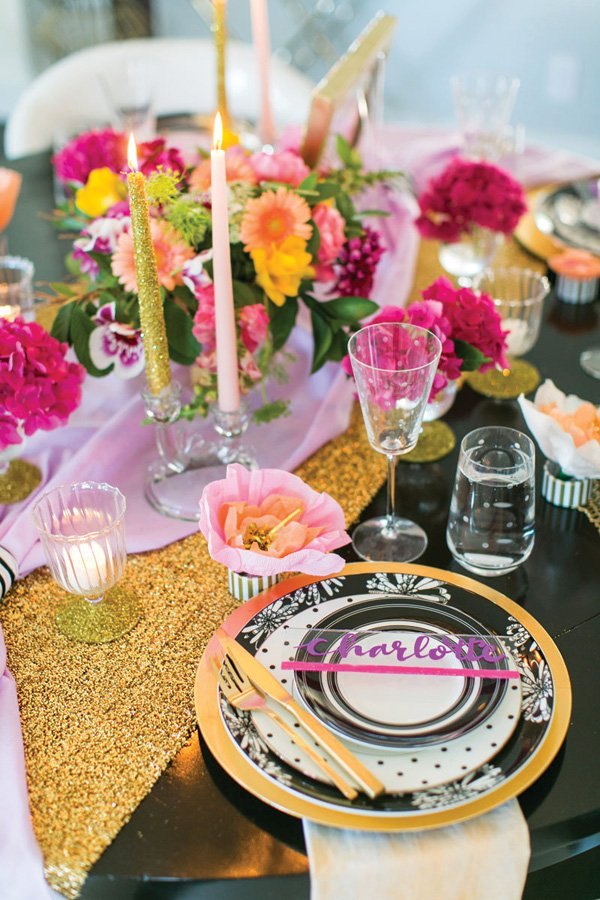 kate spade place setting