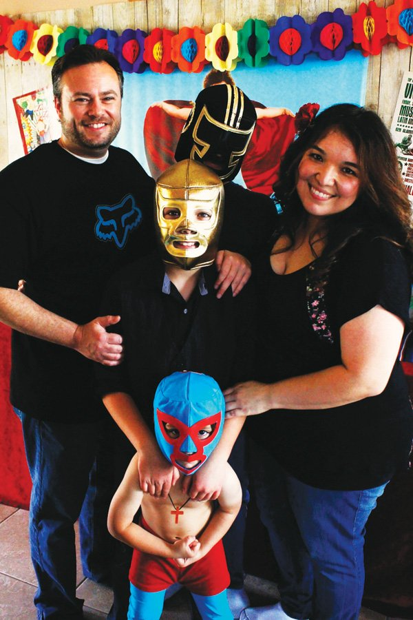 nacho libre fathers day party