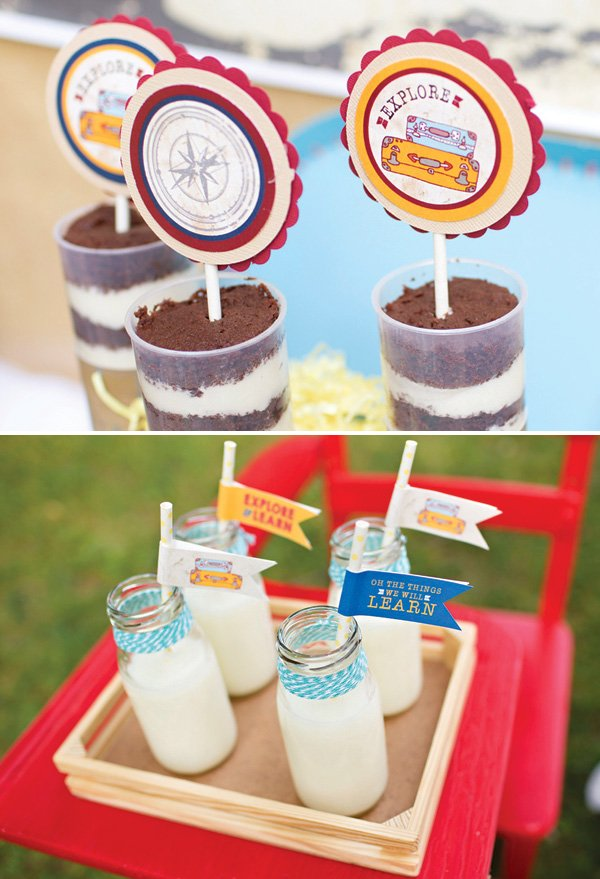 school themed party printables