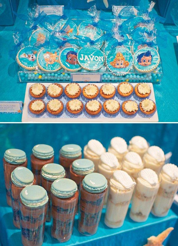 Under The Sea Bubble Guppies Birthday Party Hostess