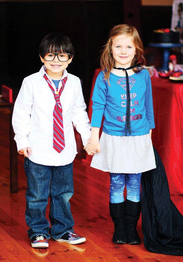superhero kids costumes