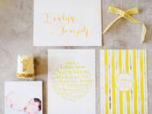 you are my sunshine first birthday party invitation