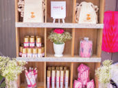 Foxy Baby Shower Beauty Bar