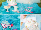 alice in wonderland tea party picnic