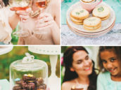 girls tea party food and sweets ideas