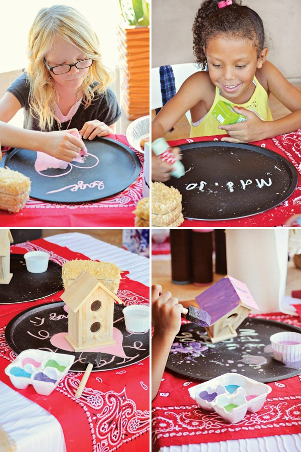 inexpensive birthday party activities for kids