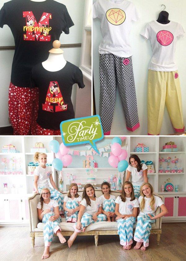 Giveaway - custom pajamas by GreatStitch