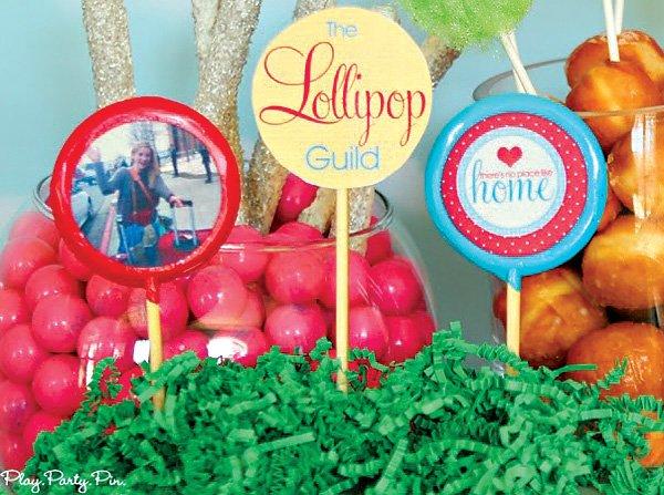 lollipop guild lollipops from the wizard of oz