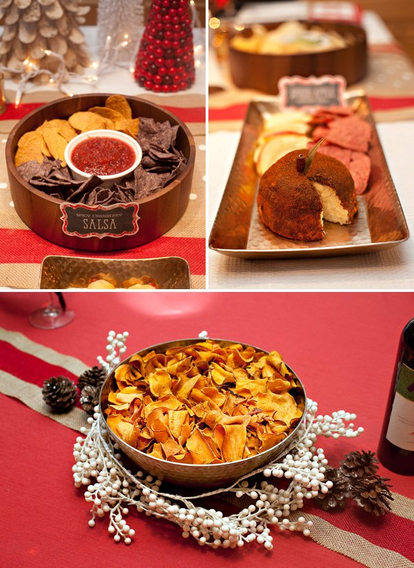 simple holiday appetizer ideas