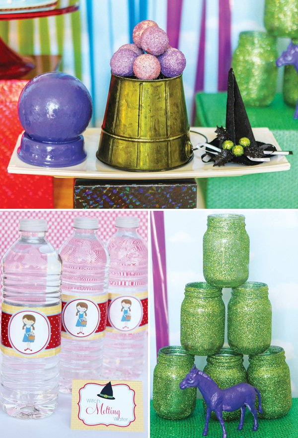 wicked witch wizard of oz party ideas