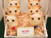 homemade pig pie pops