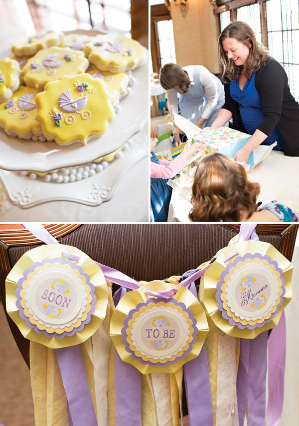 baby shower activity ideas