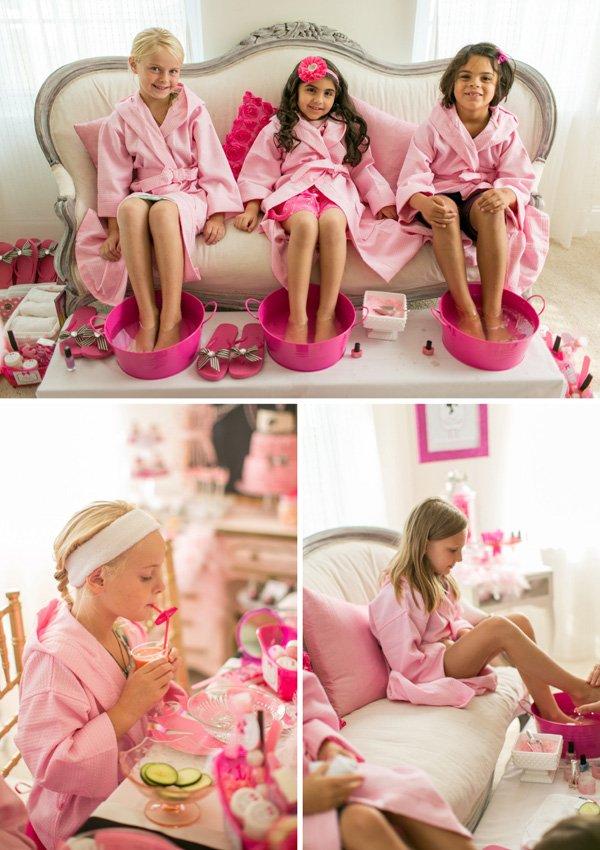 barbie spa games
