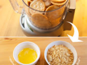 Ritz Cracker Mini Pie Crust Ingredients