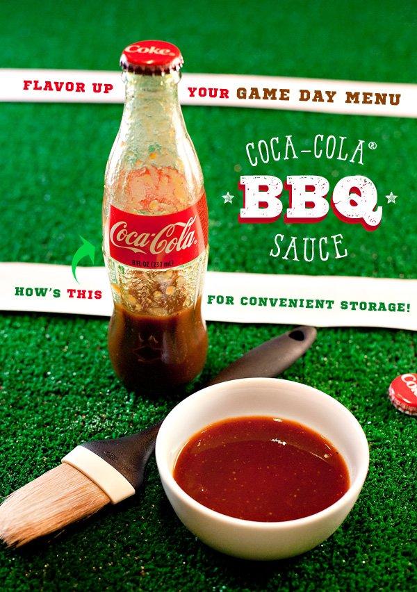 Coca-Cola BBQ Sauce Recipe