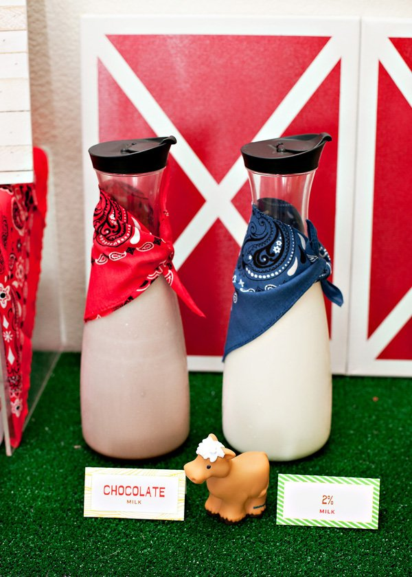 Farm Party - Dairy Milk Carafes