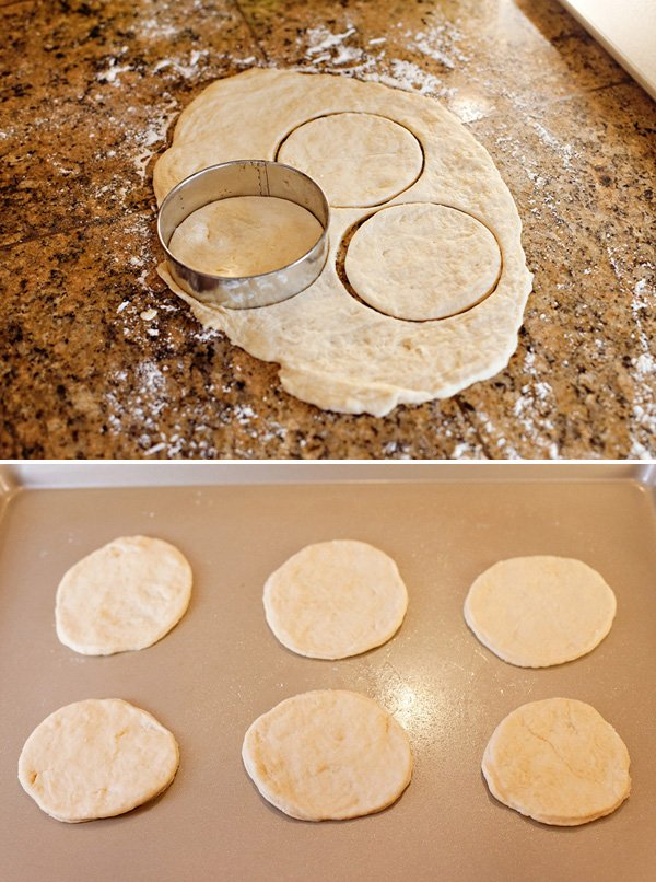 Flatbread Turnovers Tutorial - Step 2