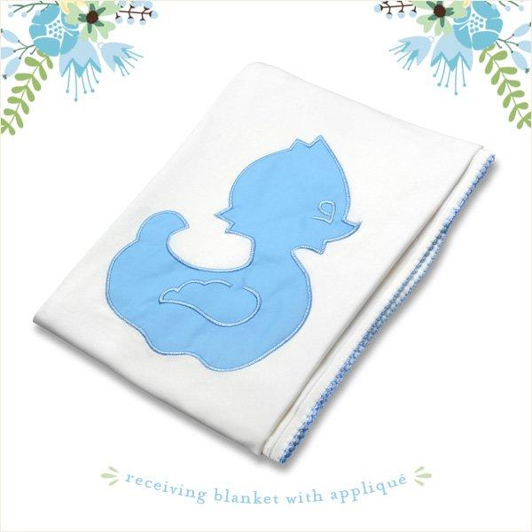 Galante Baby Receiving Blanket