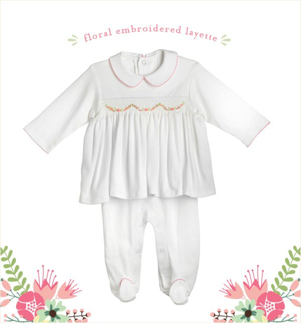 Galante Baby Layette Gift Set
