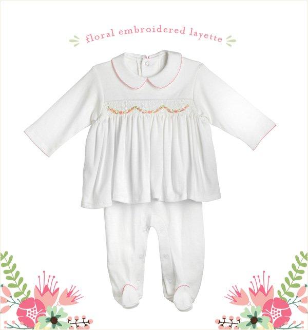 Galante Baby Layette Gift Set