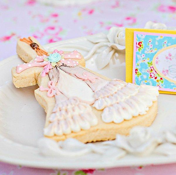 Tee-pee Sugar Cookies