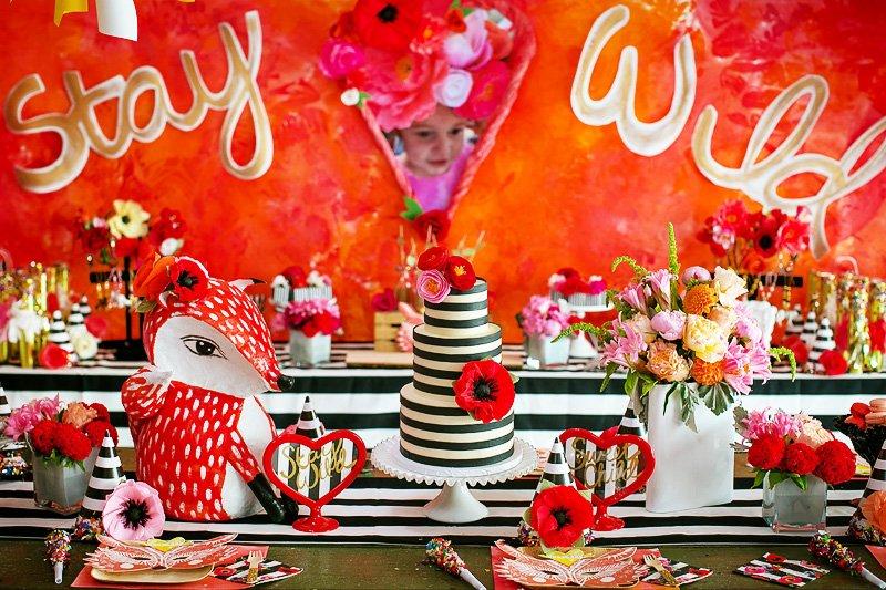 fox-birthday-theme