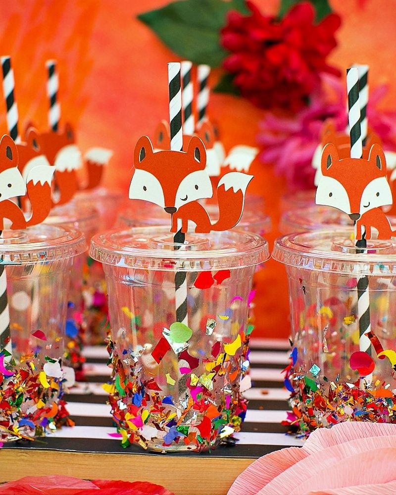 fox straws