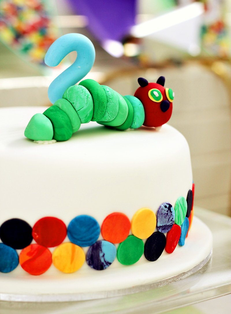 Cute Clever Very Hungry Caterpillar Party Hostess With The
