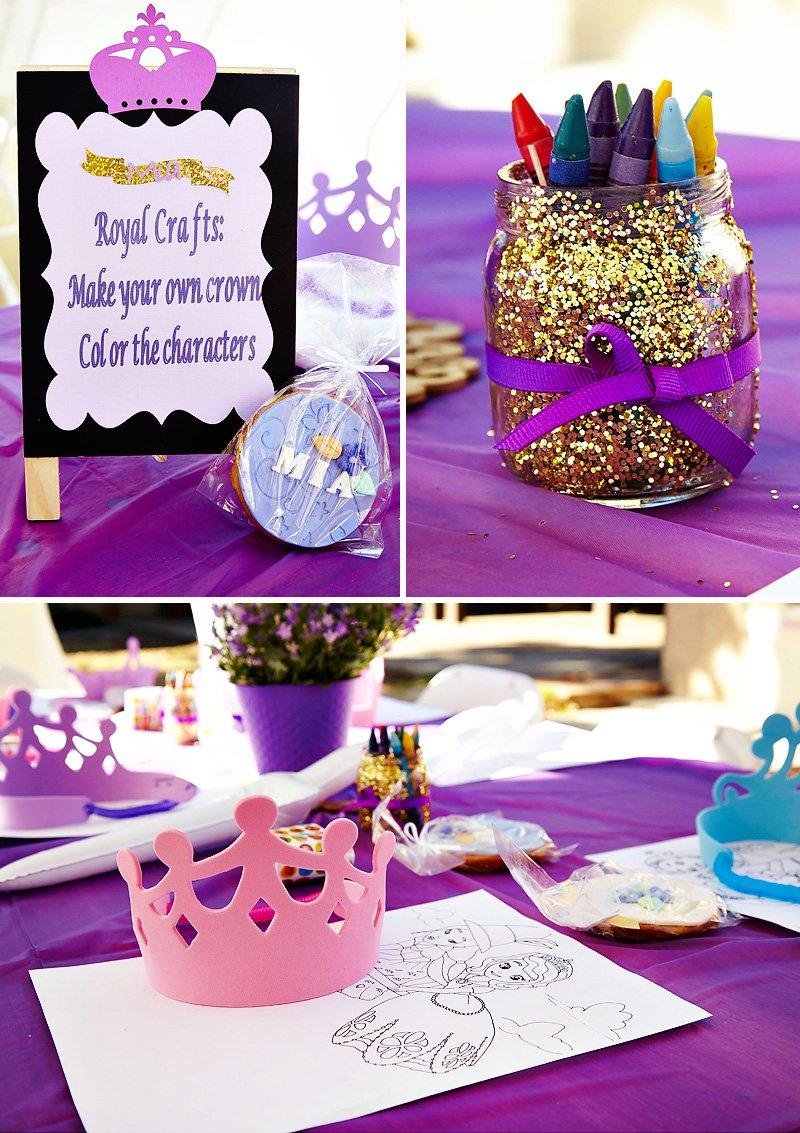 princess sofia first birthday