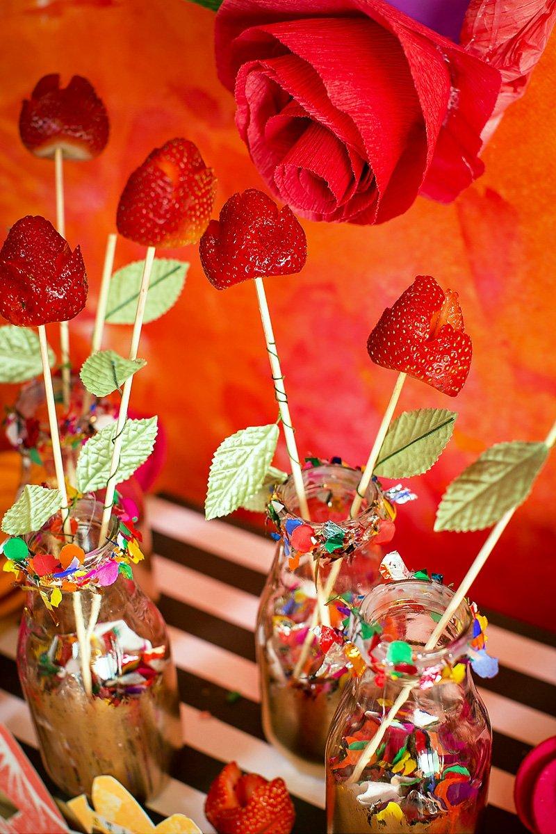 strawberry-roses