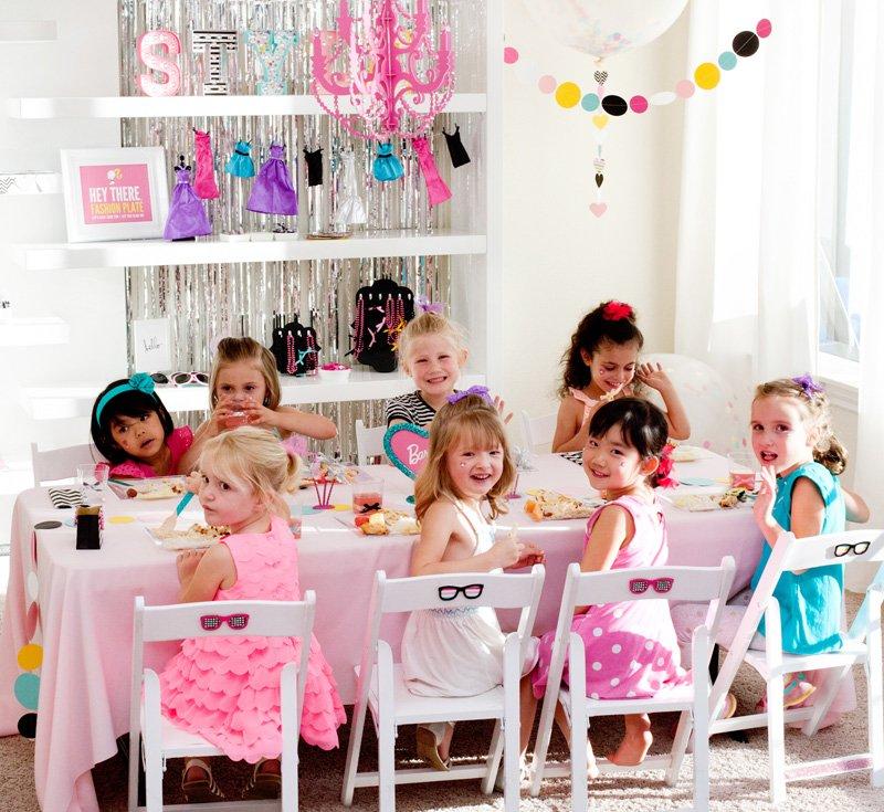 Barbie Kids Table