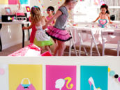 Barbie Birthday Party Ideas - by HWTM