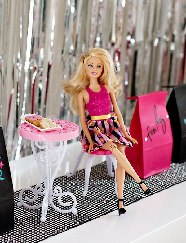 Barbie Malibu Bakery Cafe Doll