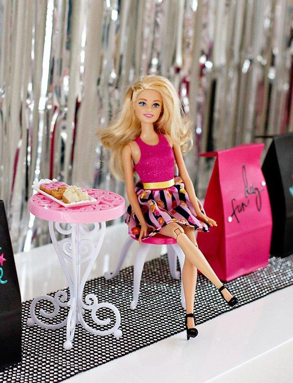 Barbie Malibu Bakery Cafe Doll